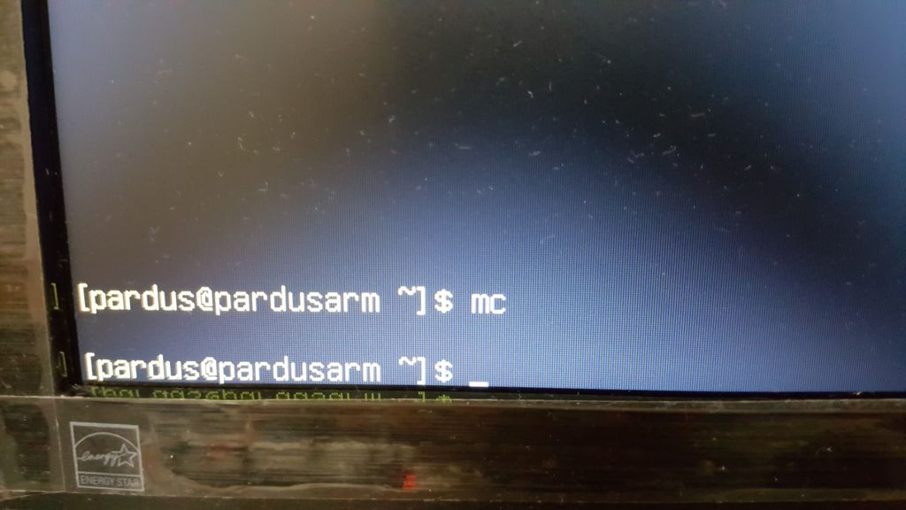 Raspberry Pi - Pardus ARM - 51