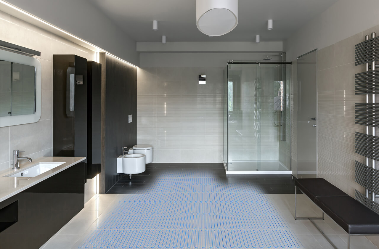 ELEKTRA MD 100 w/m Underfloor Electric Heating Mat Bathhroom