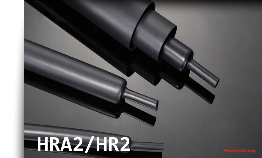 Medium Wall  Insulation Tube HRA2 / HR2 Hongshang 5