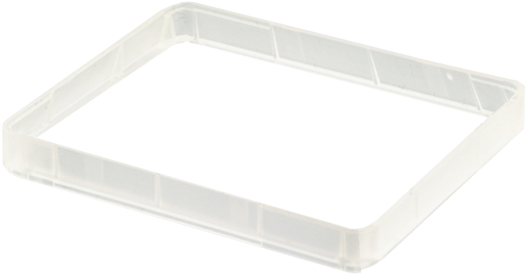 Clear Modular Case Spacer