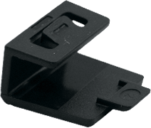 Black SD Card Slot Cover