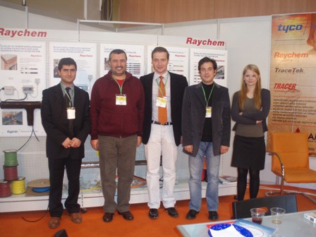 SAMM Technology in YAPI Fair 2007