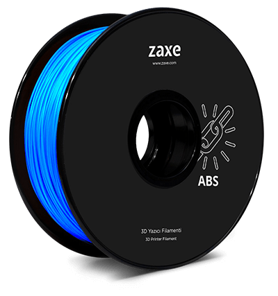 Zaxe Filament ABS Glossy Blue
