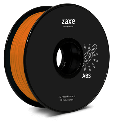 Zaxe Filament ABS Orange