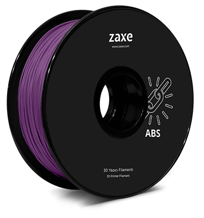 Zaxe Filament ABS Purple