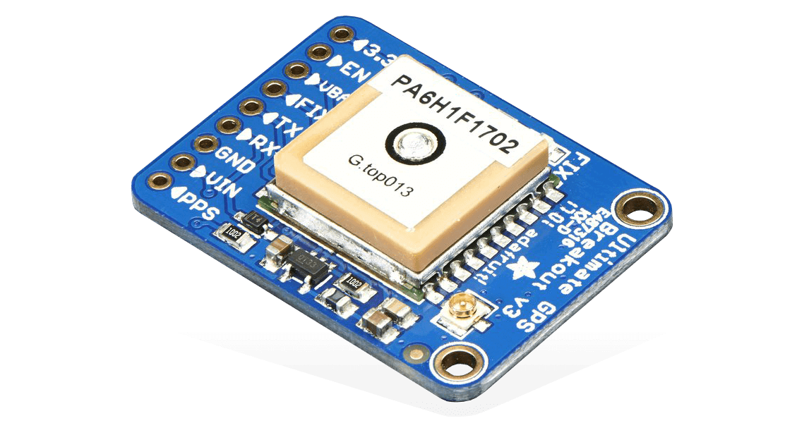 Ultimate GPS Breakout Board 66 - Version 3