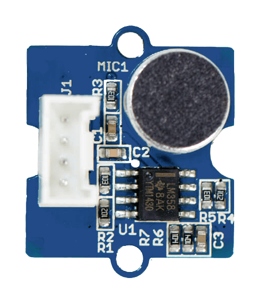 Grove Pi Sound Sensor