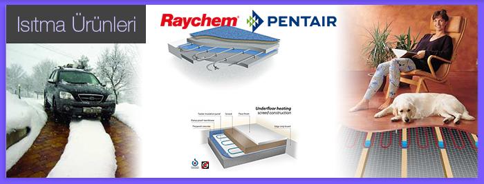 Raychem Elektrikli Isıtma Sistemleri 6