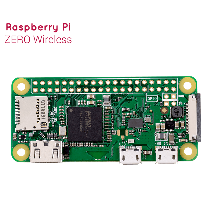 Link To Raspberry Pi ZERO Wireless