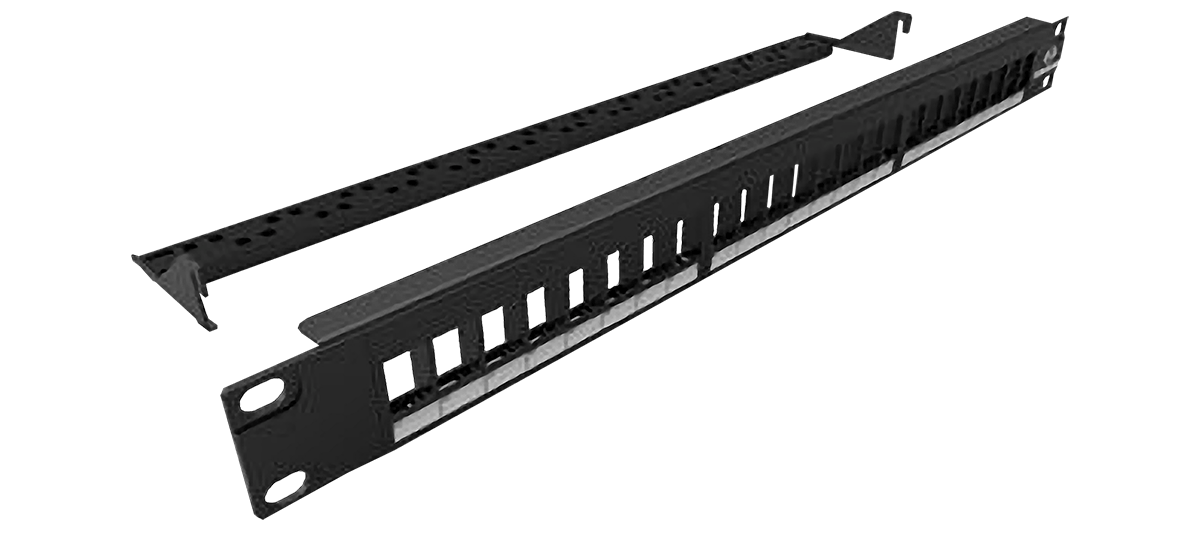 Patch Panel with Icons  - Furukawa Fisacesso