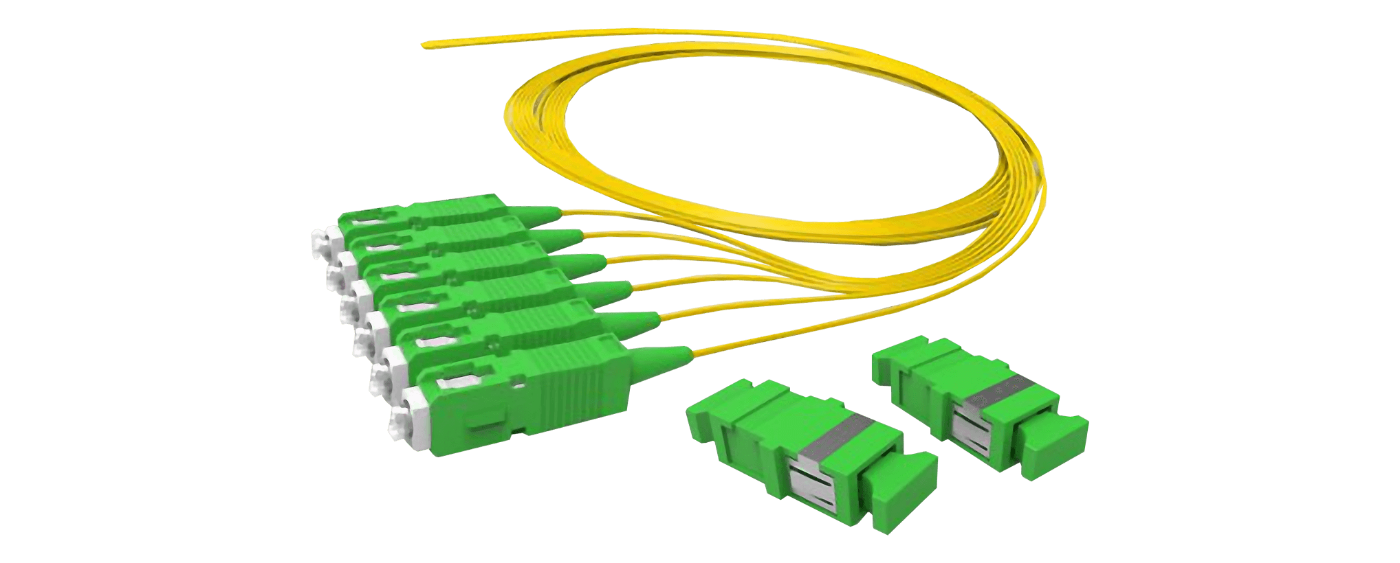 Pigtail ve Optik Adaptör Kit - Furukawa Central Office Broadband Systems