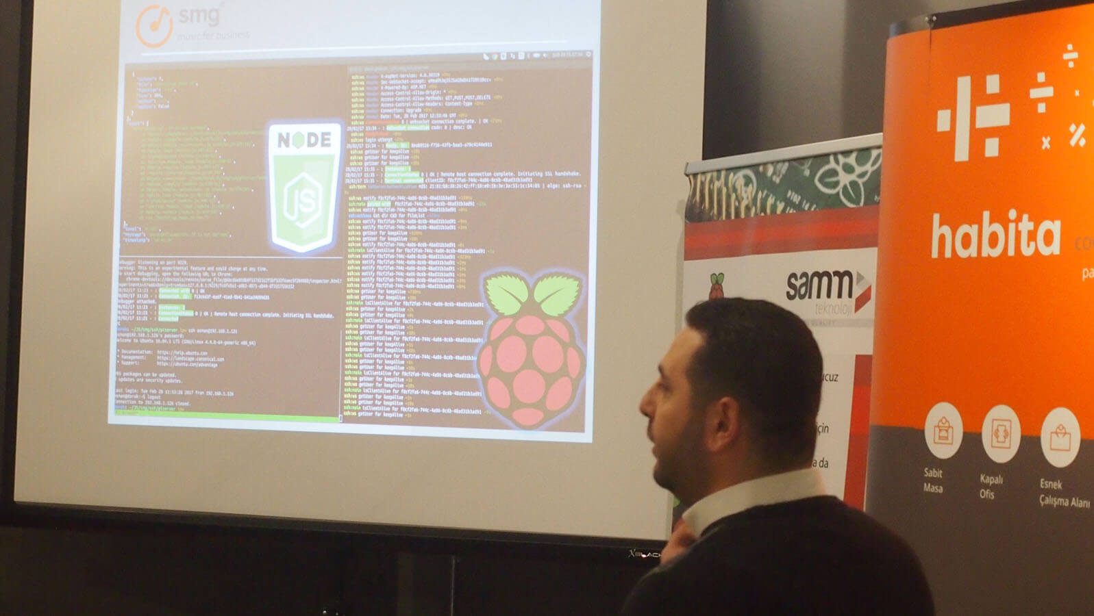 Raspberry Pi Day in Turkey - 5th Year- 14