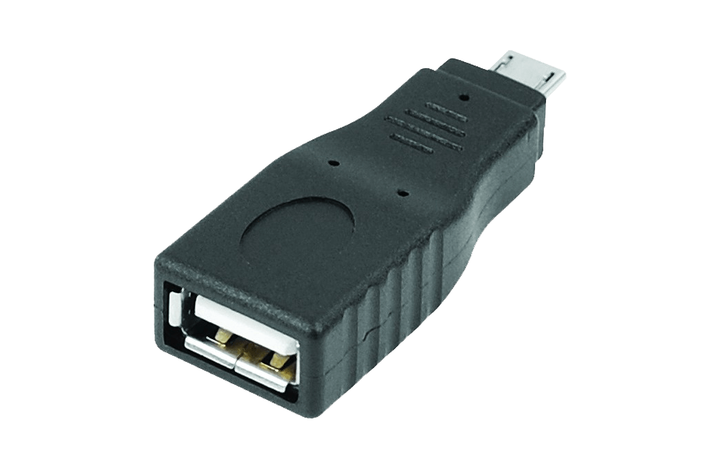 S-link SL-AF06M Female USB to Micro-USB Adapter