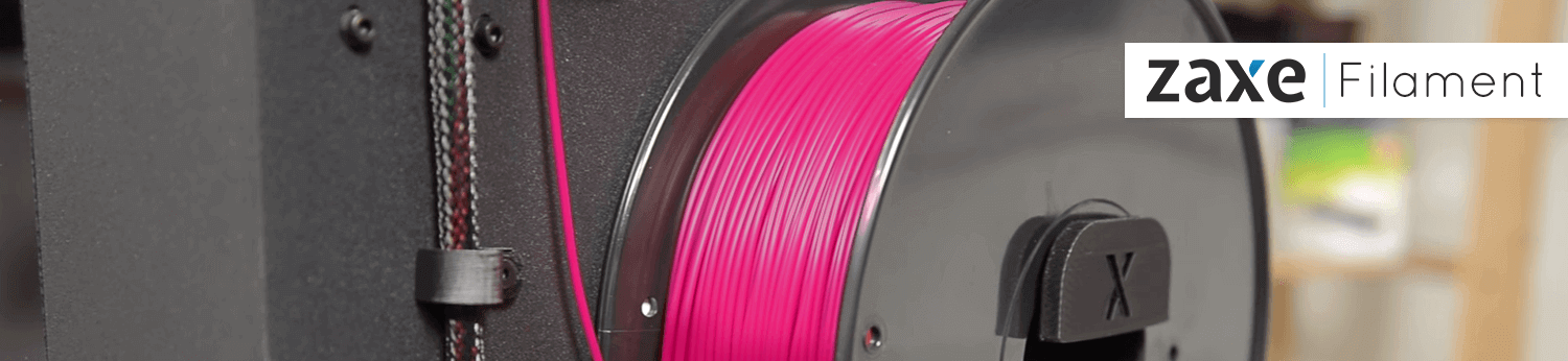 Zaxe Filament - ABS and PLA - 3D Printer Filament all colors