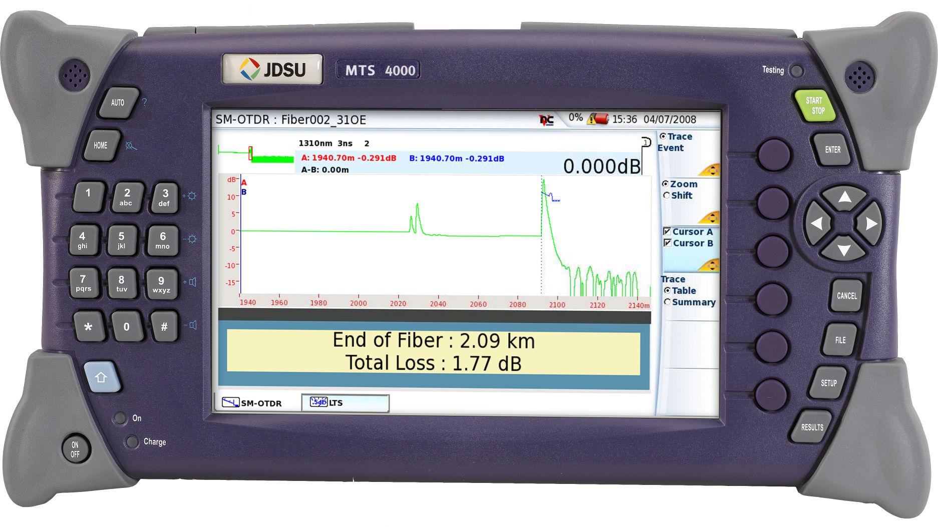 JDSU خصم خاص لمجموعات MTS2000 وMTS-4000