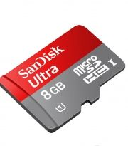 Micro Sandisk 8GB Class 10 with Wheezy OS Preloaded