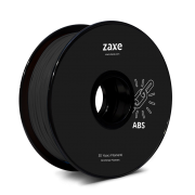 Zaxe Filament ABS Black