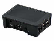 Raspberry Pi 2/3 Case (Black)