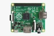 Raspberry Pi A+ (A Plus) Model Kutusuz