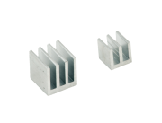 Raspberry Pi Heat Sinks . Silver