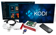 Raspberry Pi 3 Media Centre Kit