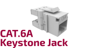 CAT.6A Keystone Jakı