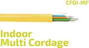 CFOI-MF Indoor Multi Cordage Fiber Optic Cable