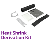 Heat Shrink Sealing Kit for Derivation Cables