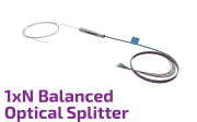 Passive Optical Splitter 1XN - Balanced