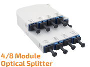 Optik Splitter Modülü 4/8