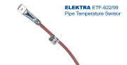ETF‐622/99 Pipe Temperature Sensor
