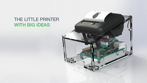 Pipsta - The Little Printer With Big İdeas