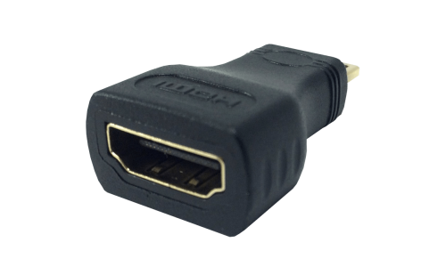 S-Link SLX-685 HDMI to Mini HDMI Gold Adapter