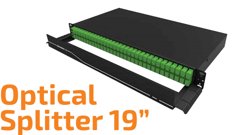 Modular Optical Splitter 19