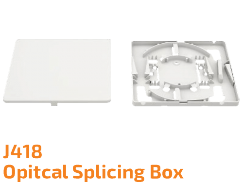 Optic Splicing Box J418