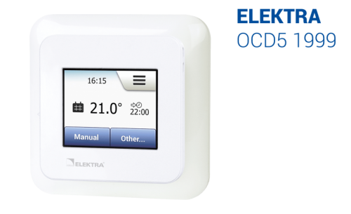Elektra Thermostat OCD5 1999