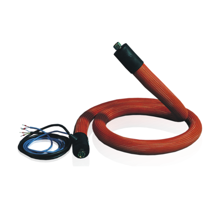 IHH-ST1A/ST1D Heated hose, standard range for liquid and gaseous media Isopad
