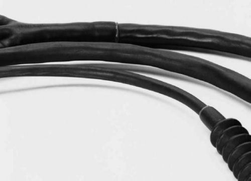 Very Flexible, Rugged Neoprene Elastomer Tubing - NTFR