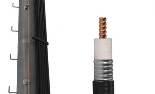 Corrugated Control Cables : Sucofeed lw corrugated aluminium cables