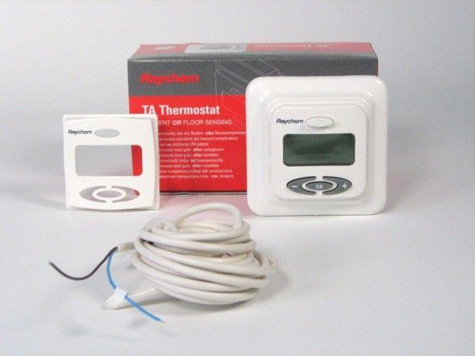 Ta termostat manual