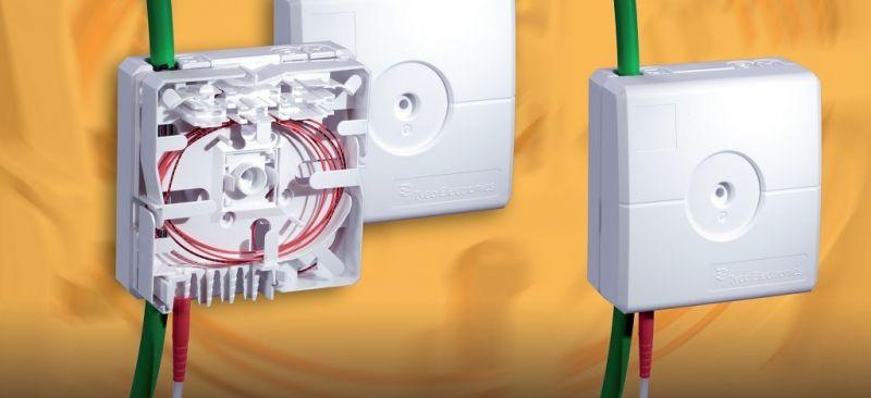 Fiber Optic Indoor Fiber Ifdb S Ftth Networks