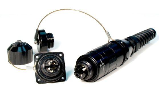 Tfoca Genx Hybrid 2 215 2 Fiber Optic Copper Connector