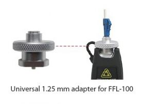 Universal Adapter-Visual Fault locator JDSU FFL-100