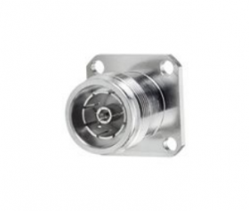 4.3-10 Straight Panel Receptacle (jack)