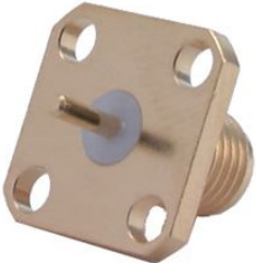 SMA Straight Panel Receptacle (jack) 8