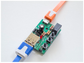 Pi Supply Switch  On/Off Power Switch