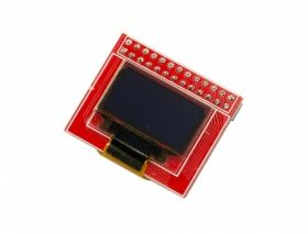 Raspberry Pi 128x64 OLED Screen for