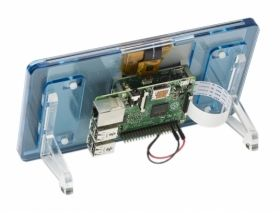 "Pimoroni - Flotilla 7"" Touchscreen Display Frame"