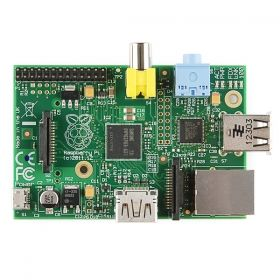 UK Raspberry Pi Type B 512 MB without case