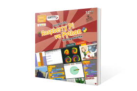 Raspberry Pi and Python Programming for Children - Book